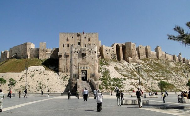 The Aleppo Project. Citadel in 2010