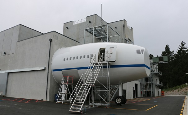 Battle Training Facility Fuselage