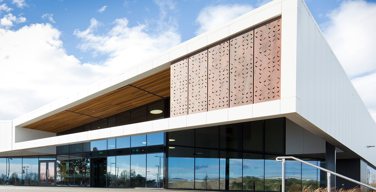 Taiora, QEII Sport & Recreation Centre