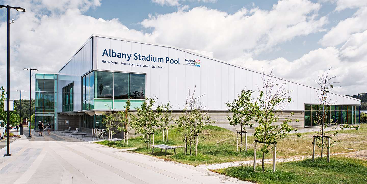 Albany Stadium Pool