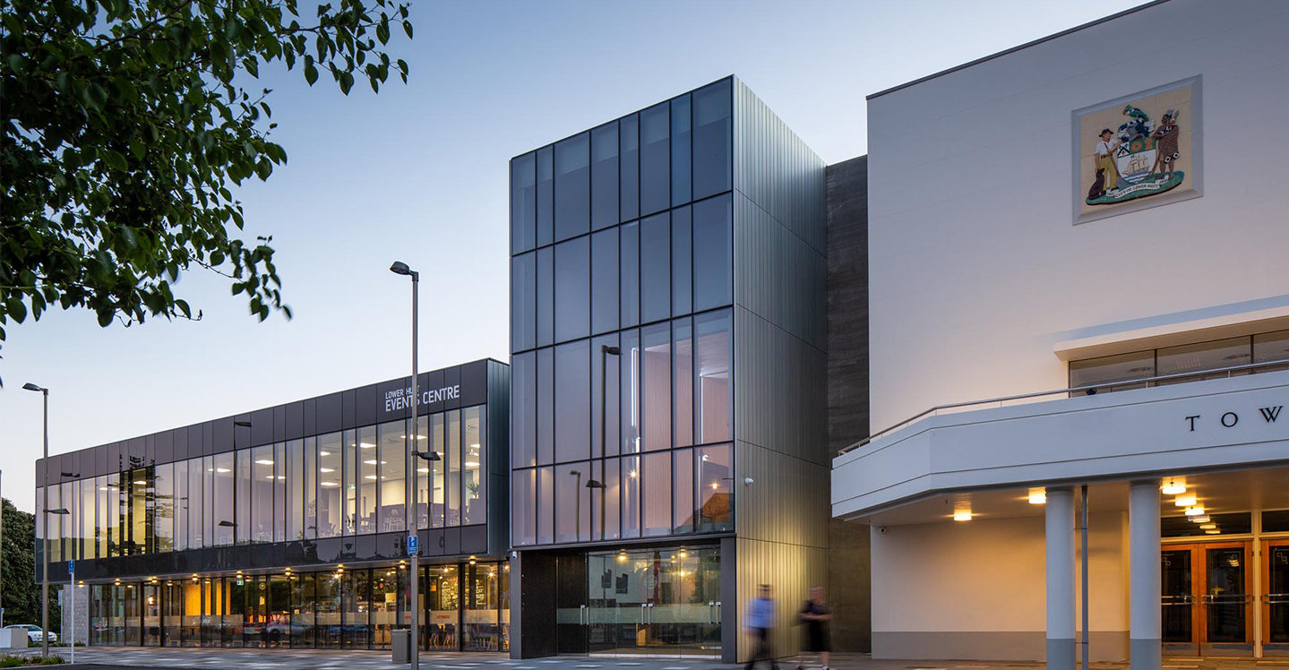 Hutt City Council Events Centre Wellington Project Management