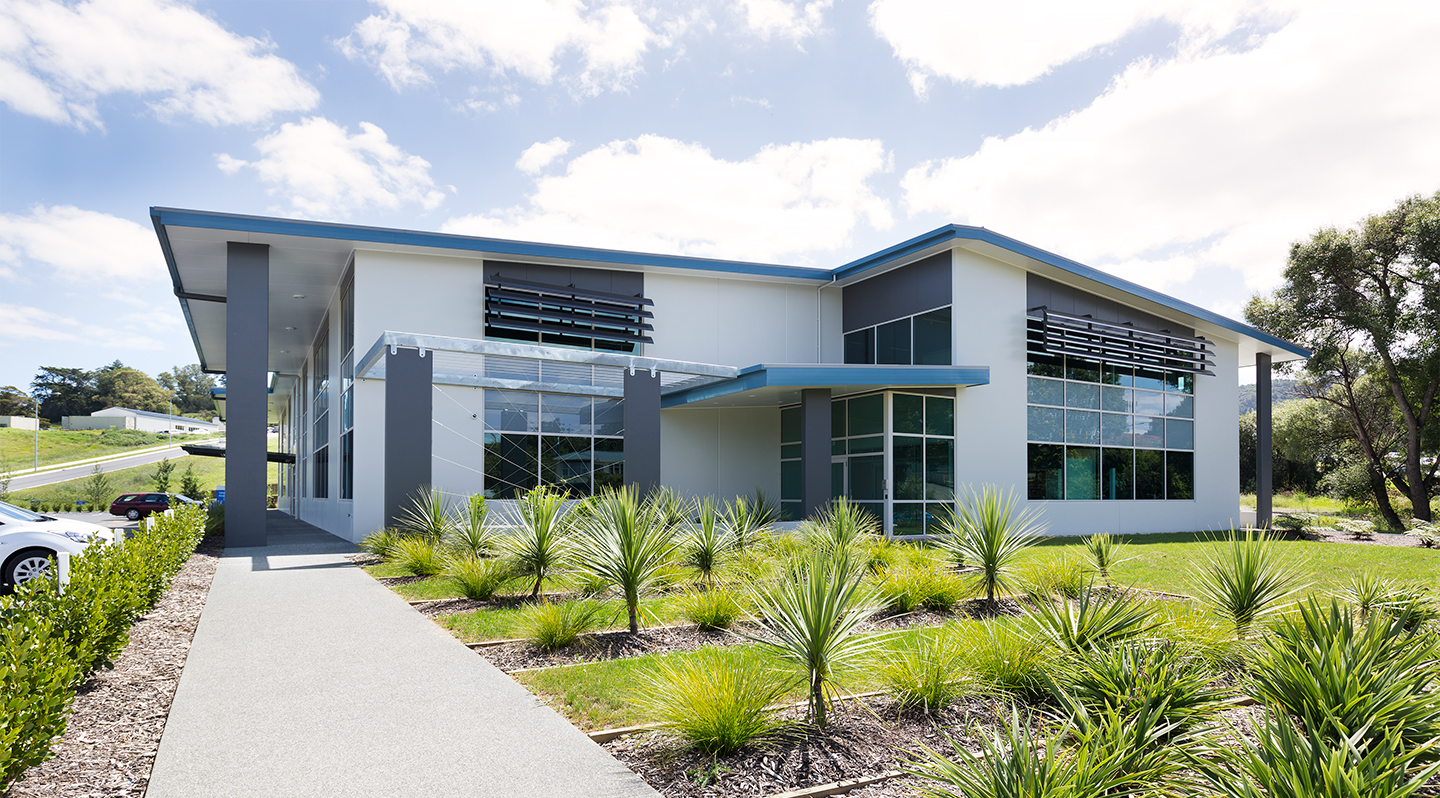 Tahora Office, Whangarei Hospital