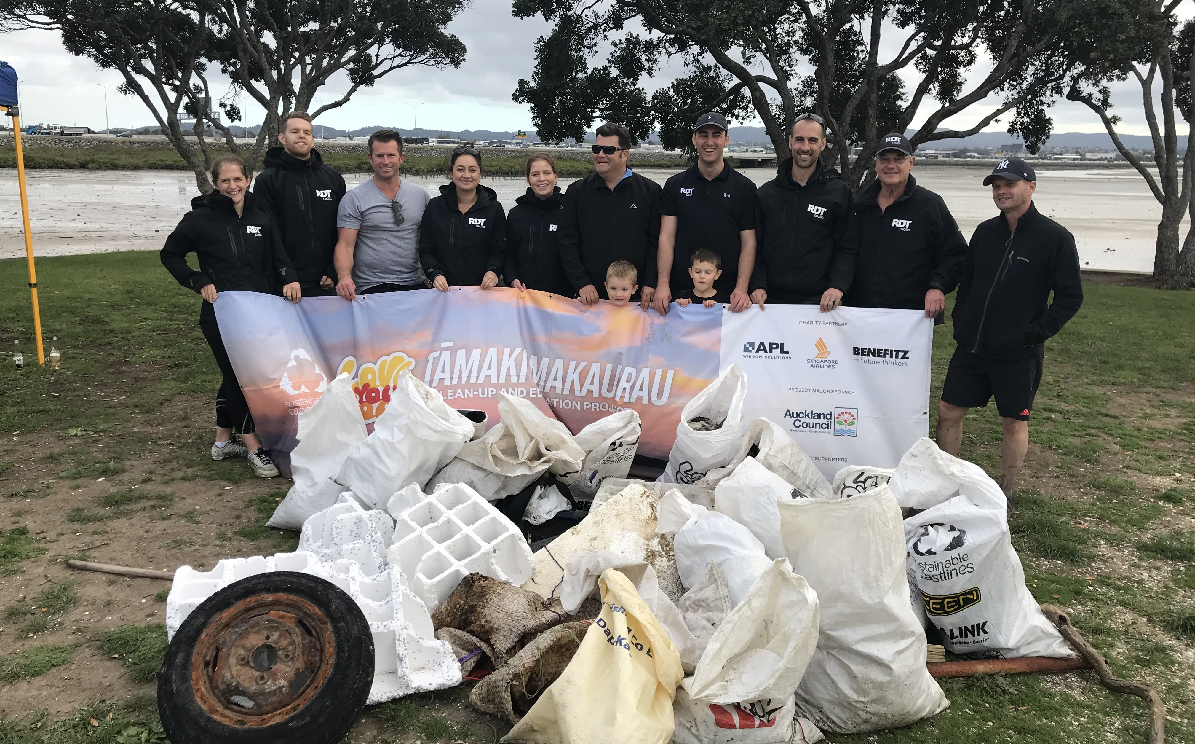 Sustianable Coastlines Corporate Social Responsibility Charity