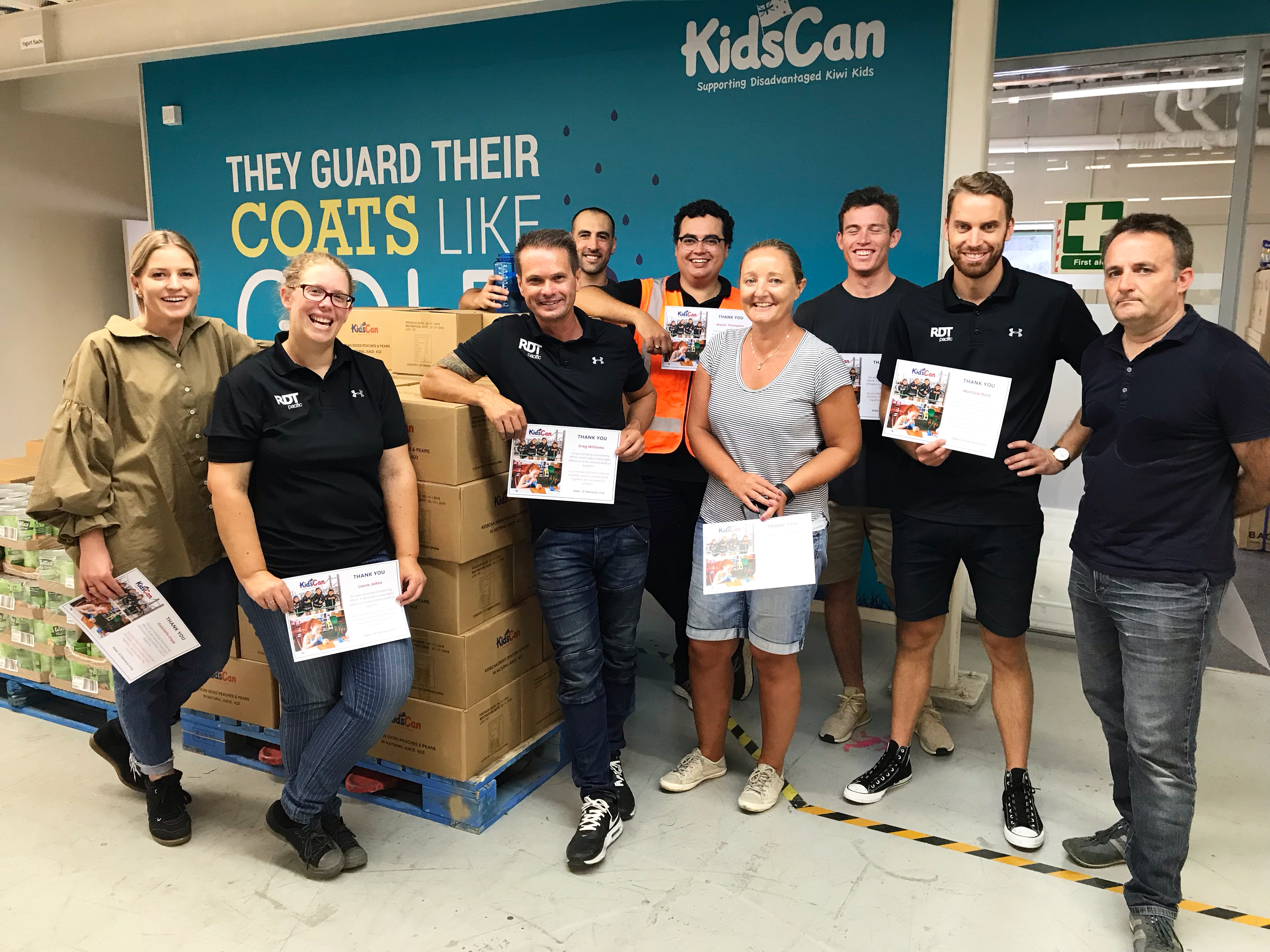 KidsCan Charity Corporate Social Responsibility