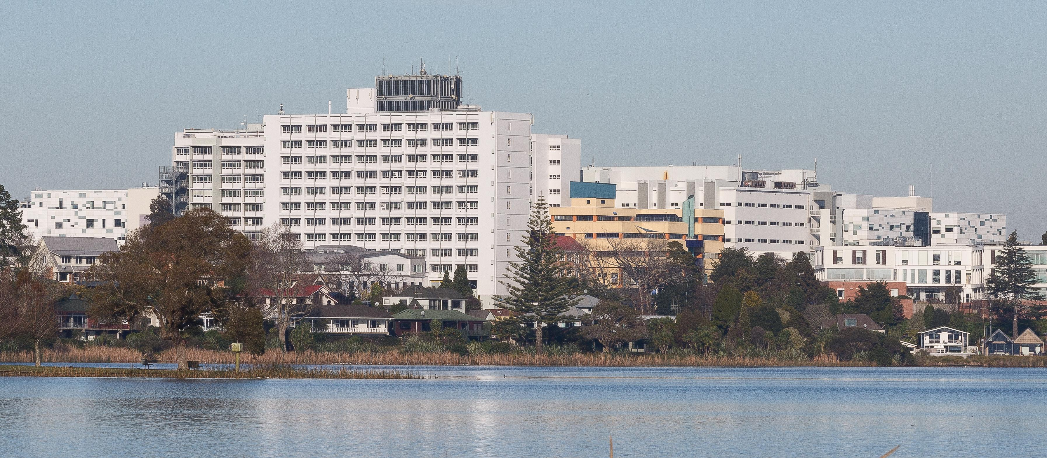 Waikato and Thames Hospital Redevelopment