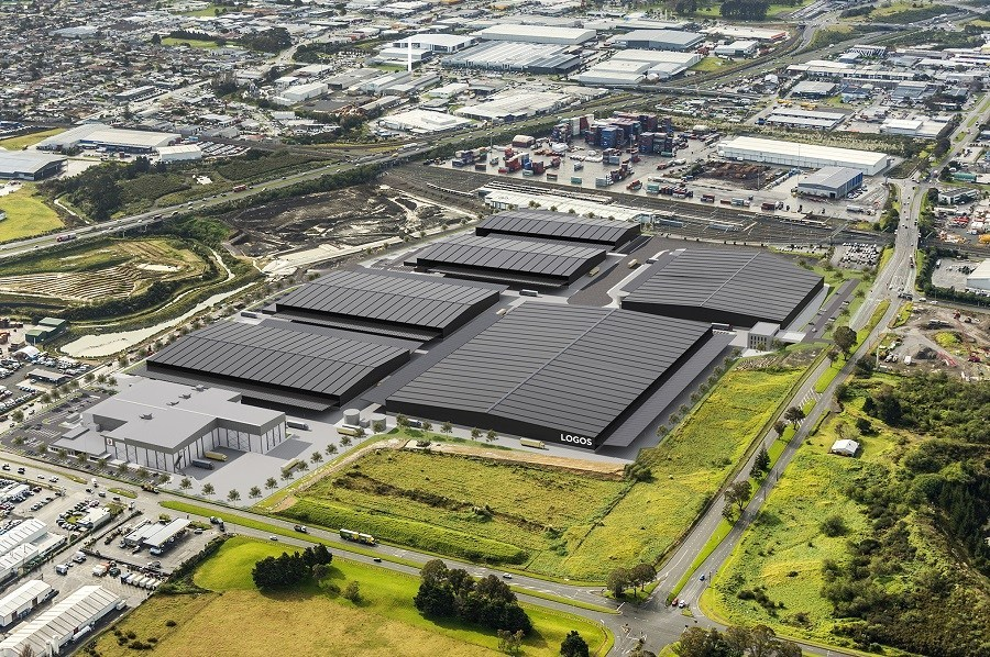 Wiri Logistics Estate