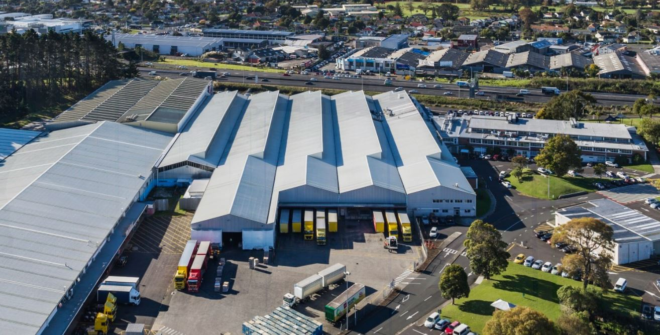 Foodstuffs North Island - Project Roma - Site Sale
